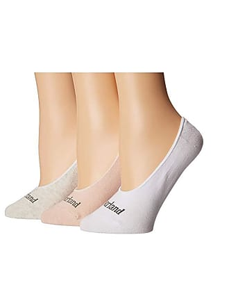 625a4e200 Timberland 3-Pack TBL Basic Low Liner (Cameo Rose) Womens Crew Cut Socks