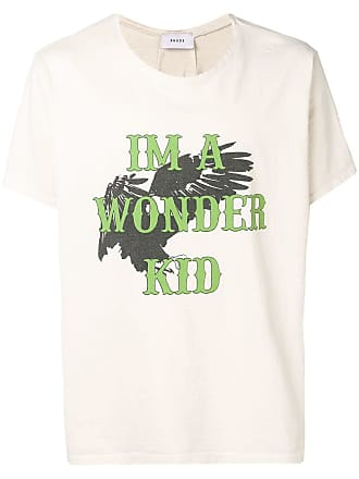 Rhude Camiseta Im A Wonder Kid - Branco
