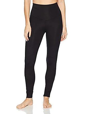 7b6fab5687113b Yummie Tummie Womens Compact Cotton Quilted Moto Legging Underwear, -black,  M