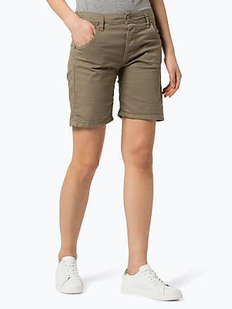 Please Damen Shorts grün