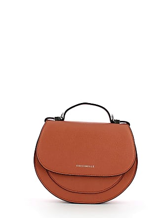 864f17a7c25b6 Coccinelle Sirio Minibag in leather Coccinelle MARS DUST