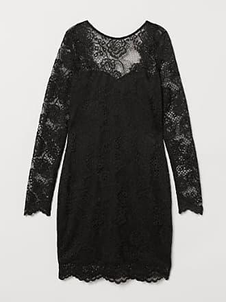 H&M Lace Dress - Black