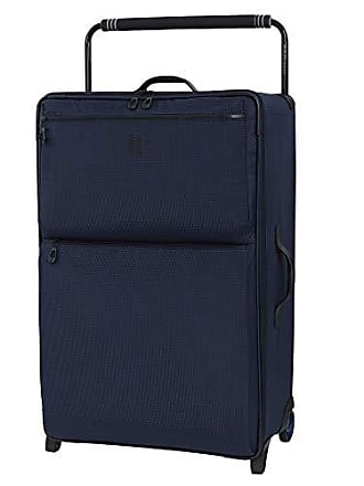 IT Luggage IT Luggage 32.7 Worlds Lightest Los Angeles 2 Wheel, Navy/Blue