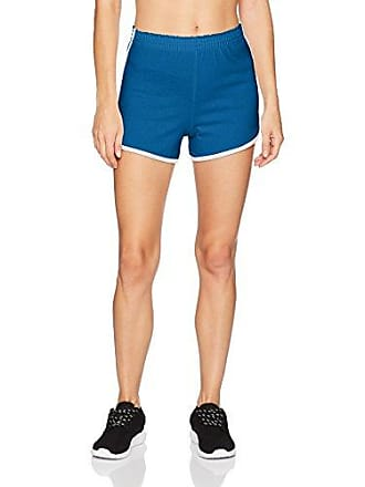 313cff8b8a2c Soffe Womens Juniors Cheer Short with Trim, Royal, Large