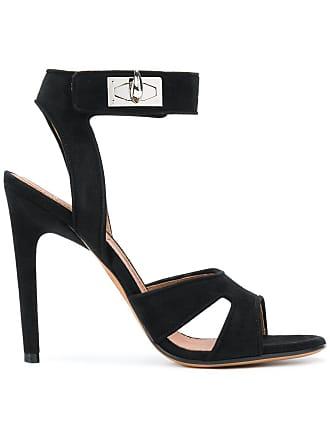 sandales Noir Givenchy brides Givenchy à sandales wUq8aqTxO