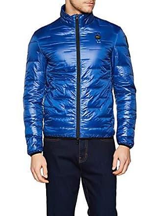 899d2b17bc Blauer Giubbini Corti Imbottito Ovatta Giacca Sportiva, Uomo, Blu (Blu  Oltremare 876)