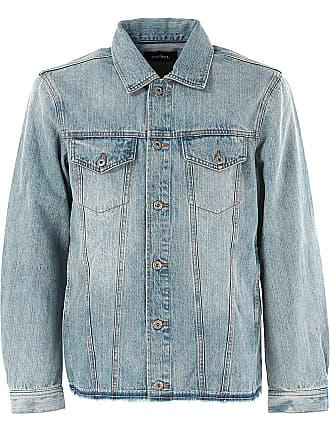 bbd019550b9a Diesel Jacke für Herren Günstig im Outlet Sale, Denim Mittelblau,  Baumwolle, ...