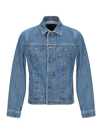 4b9c45a65b Vestes En Jean pour Hommes en Bleu − Maintenant : jusqu''à −63 ...