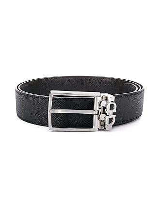 Salvatore Ferragamo reversible belt - Black