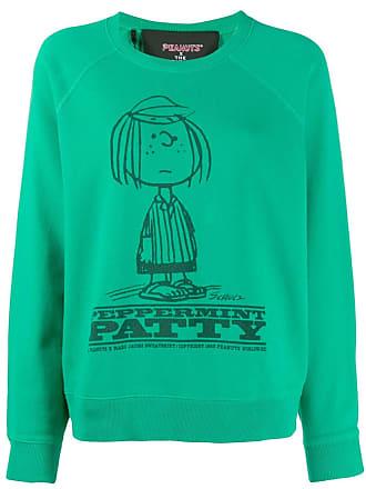 Marc Jacobs Peppermint Patty sweatshirt - Verde