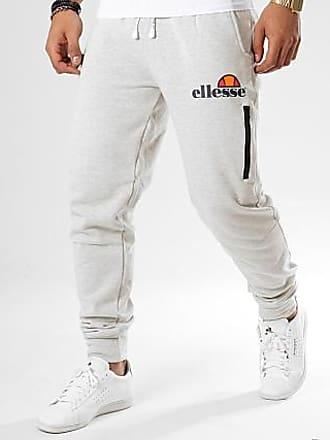 Ellesse Pantalon Jogging Molleton Classic Beige Chiné 9557589b706