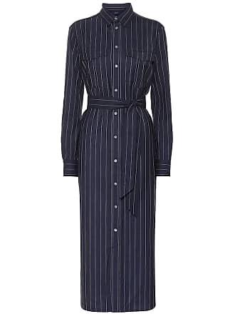 Polo Ralph Lauren Pinstripe wool shirt dress