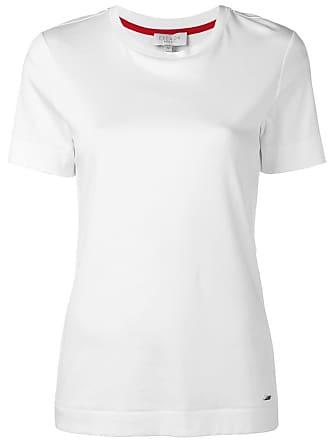 Escada Sport Camiseta decote careca - Branco