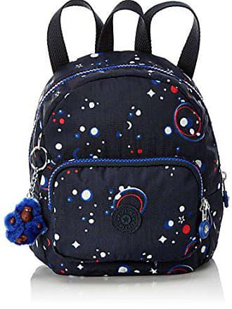 816f80ac5 Kipling Munchin, Mochilas Mujer, Multicolor (Galaxy Party), 19x21.5x16.