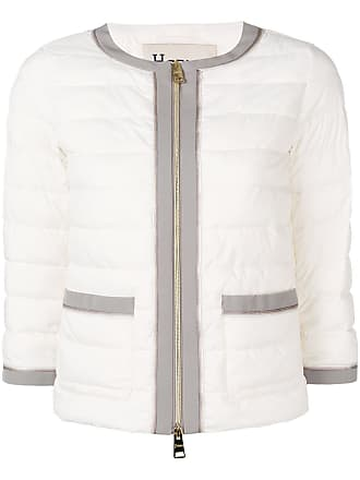Herno fitted puffer jacket - Neutrals