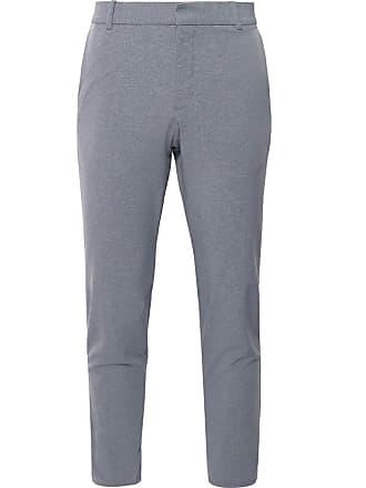 Nike Slim-fit Mélange Dri-fit Flex Golf Trousers - Gray