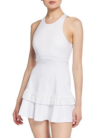 Kate Spade New York textured lace racerback tennis dress