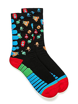 Unsimply Stitched Little monster athletic socks