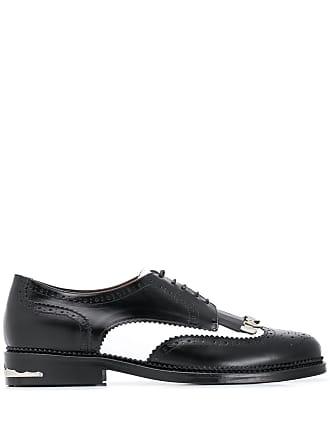 Toga Archives Sapato bicolor com cadarço - Preto