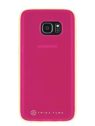 Trina Turk Translucent Samsung Phone Case - Pink - Galaxy S7
