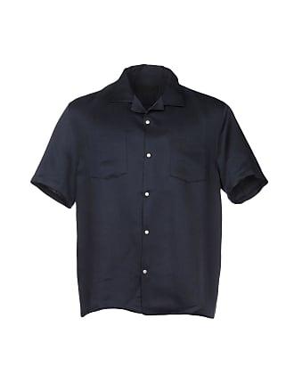 Kurzarm Hemden in Dunkelblau  Shoppe jetzt bis zu −77%   Stylight f87e464718