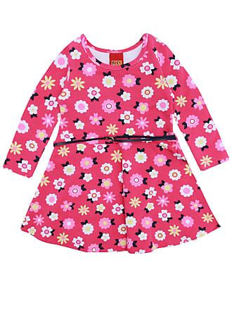 KYLY Vestido Kyly Floral Rosa