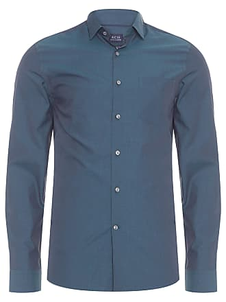 Richards CAMISA MASCULINA TRAVELLER FIO A FIO - VERDE