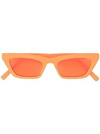 Gentle Monster Óculos de sol Chap - Laranja