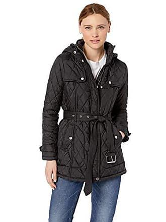 Urban Republic Womens Barn Jacket, Black, S