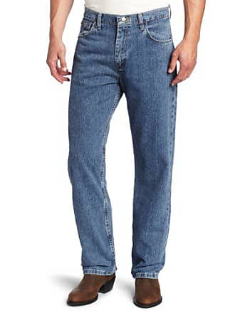 Wrangler Mens Genuine Loose Fit Jean, Crescent Moon, 34x30