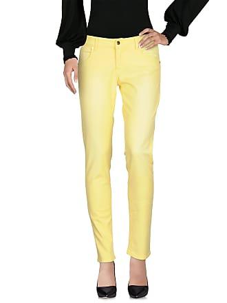 ea6a29a70ca3a Pantalons Femmes en Jaune : À saisir jusqu''à −78% | Stylight