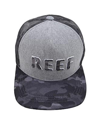 Reef Boné Reef Camo Trucker Cinza