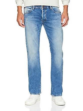 f6db34a91155 LTB Jeans Roden Jeans Bootcut, Blau (Erdo Wash 51296), 33W x 30L