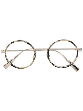 Kaleos Armação de óculos redonda - Cinza