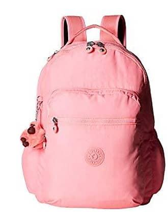 Kipling Seoul Go Laptop, Padded, Adjustable Backpack Straps, Zip Closure, Conversation Heart Tonal
