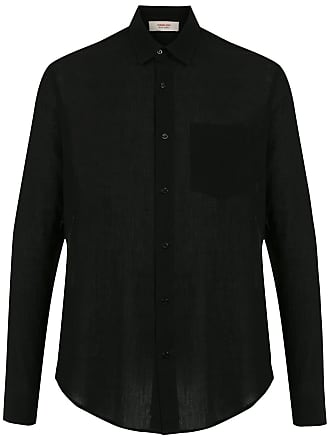 Osklen Camisa mangas longas - Preto