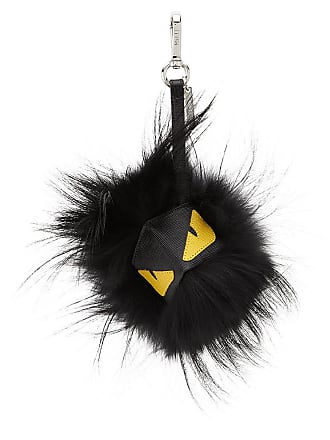 Fendi Pingente Stangee Bag Bug - Preto
