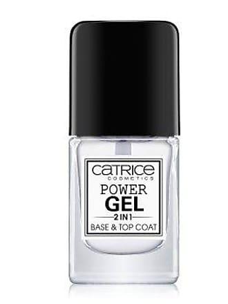 Catrice Power Gel 2in1 Nagelunter- und Nagelüberlack no_color
