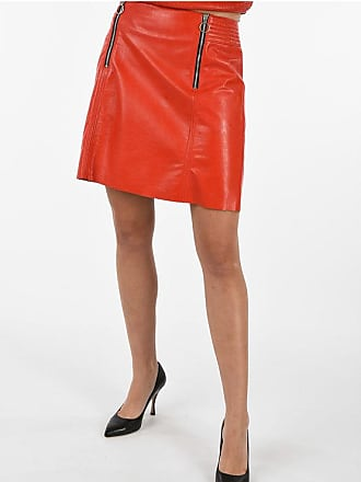 Drome Leather Skirt Größe M