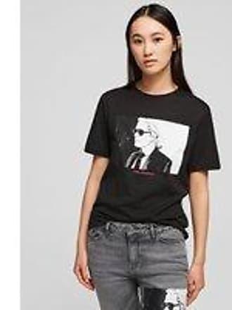 Karl Lagerfeld KARL LEGEND COLOURBLOCK T-SHIRT