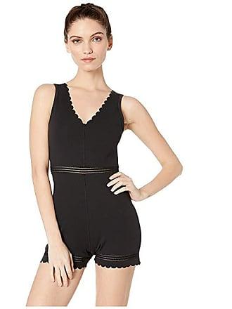 791020bee02 Free People Movement Genesis Bodysuit (Black) Womens Jumpsuit   Rompers One  Piece