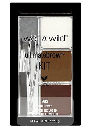 Wet n Wild Ash Brown Augenbrauenpuder 2.5 g Damen