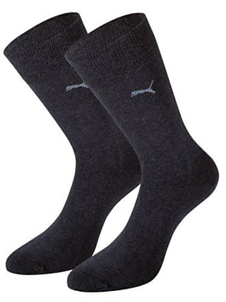 681d942a46 Puma Classic 2P Chaussettes Homme, Gris (Anthracite), Medium (Taille  Fabricant: