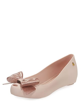 Melissa UltraGirl Sweet Bow Ballet Flats