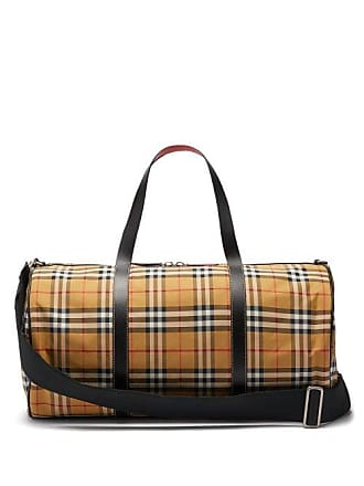 0a69d904c0 Burberry Kennedy Vintage Check Weekend Bag - Womens - Brown Multi