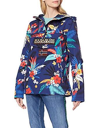 b2784c58654 Napapijri Femme Rainforest S W Print Fantasy Blouson Not Applicable