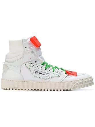 Off-white Sneakers alte 3.0 - Di Colore Bianco e253980743b