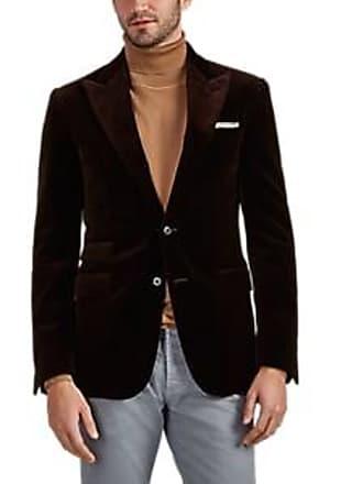3120fcf82a16 Ralph Lauren Purple Label Mens Douglas Cotton Velvet Two-Button Sportcoat -  Brown Size 42