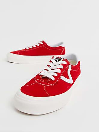 a3f2a4a3fe4 Vans Style - 73 DX - Anaheim archive - Röda träningsskor - Röd