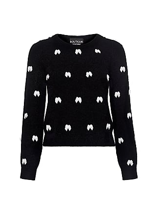 Moschino All-Over Bow Ties Sweater A0555